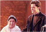 With Hrithik Roshan