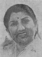 A Portrait Of Lataji - 1983