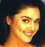 Click Here For Preity's Site
